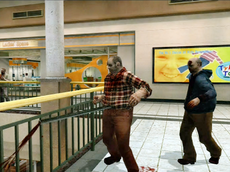 Dead rising lead pipe stuck in zombie