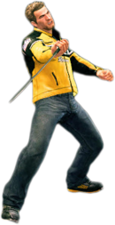 Dead rising machete main