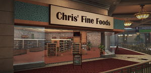 Dead rising Chris' Fine Foods (Dead Rising 2)