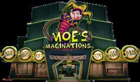 Dead rising Moe's Maginations