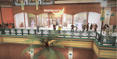 Dead rising childrens castle 2 dynamite in palm trees