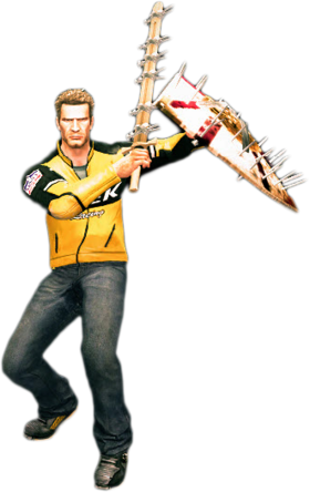 Dead rising holy arms combo 2