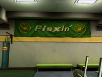 Dead rising pp flexin sign