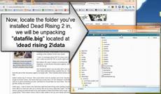 Dead rising ubtri UNPACK and modify datafile big (8)