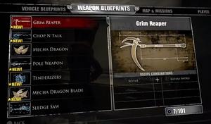 Grim Reaper Blueprint