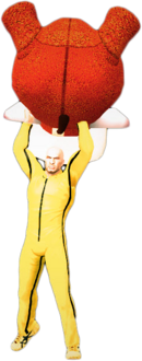 Dead rising giant stuffed bull alternate