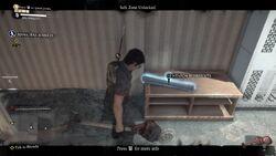 Pole Weapon Blueprints