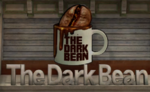 The Dark Bean Sign with PP Sticker