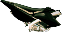 Dead rising cine superbike body bk