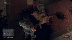 Darlene's corpse