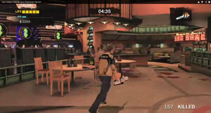 Dead rising icon for drinks in demo