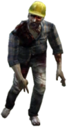 Dead rising zombies construction foreman