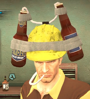Dead rising case 0 beer hat (2)