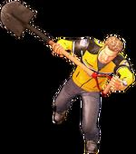 Dead rising shovel main