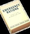 Dead rising Rations