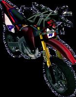 Dead rising Machine Gun Bike 2