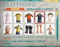 Chuck's locker overalls