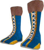 Dead rising Pro Wrestling Boots