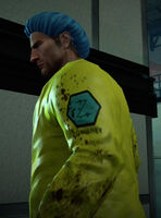 Dead rising hazmat suit zombrex patch