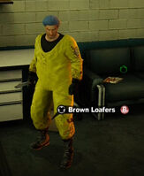 Dead rising brown loafers name