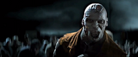Dead rising convict zombie close up