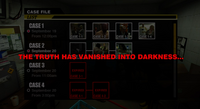 Dead rising failure the truth has vanished into the darkness