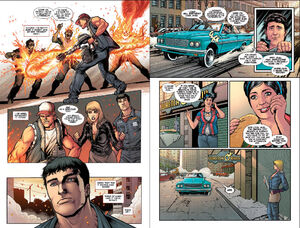 Dead rising 3 comicbook page 3 and 4