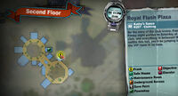 Dead rising off the record SCARE ZOMBIE ZOMBIES Royal Flush Plaza Kathy's Space MAP
