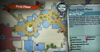 Dead rising off the record SCARE ZOMBIE ZOMBIES Royal Flush Plaza The Dark Bean MAP