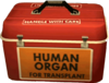 Dead rising Organ Carrier