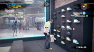 Dead rising 2 justin tv yellow sneakers in the closet
