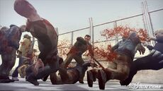 Dead-rising-beta zombies on rooftop