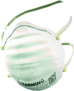 Dead rising Hygiene Mask 3