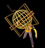 Dead rising bingo ball cage alternate 2