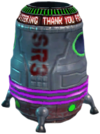 Dead rising Escape Pod