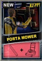 ComboCard PortaMower