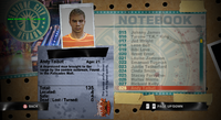 Dead rising notebook with 135 survivors