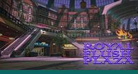 Dead rising 2 royal flush plaza