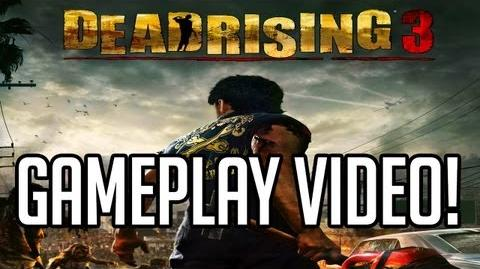 Dead Rising 3 - E3 2013 REVEAL GAMEPLAY! HD