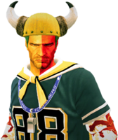 Dead rising Sports Skills Pack bust