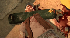 Dead rising bug item through zombie