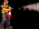 DRW Fire Extinguisher (Dead Rising 2)