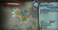 Dead rising off the record SCARE ZOMBIE ZOMBIES Royal Flush Plaza Rags Mags MAP