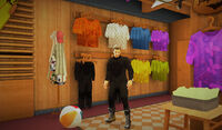 Dead rising beach body swim house Surf Wetsuit FIRST location
