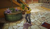 Leg attack royal flush plaza (1)