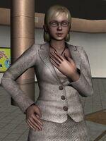 Jessica mccarney 2 by enterprisedavid