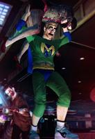 Dead Rising 2 Chuck as Ratman