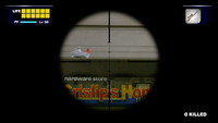 Dead rising overtime mode helicopter drone sniper rifle