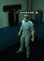 Dead rising Journalist Suit location