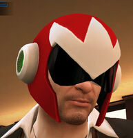 Dead island protoman helmet